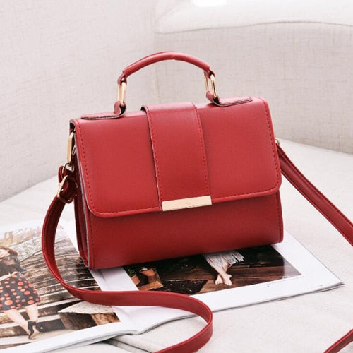 Fashion Women Bag Leather Handbags