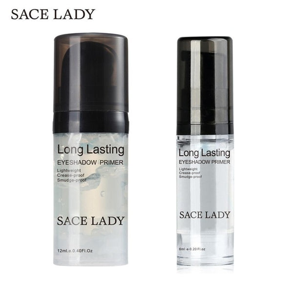 SACE LADY Eye Shadow Base Primer 12ml Prolong Makeup Under Shadow Stay Lasting Make Up Natural Eyeshadow Cream Cosmetic