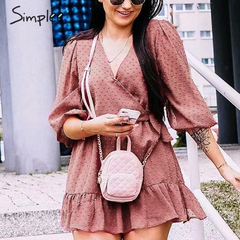 women jumpsuit romper Sexy deep v-neck female