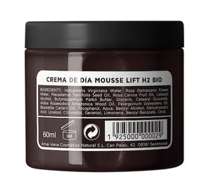 Mousse Lift H2 Bio day cream