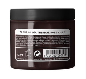 Crema de día Thermal Rose H2 Bio