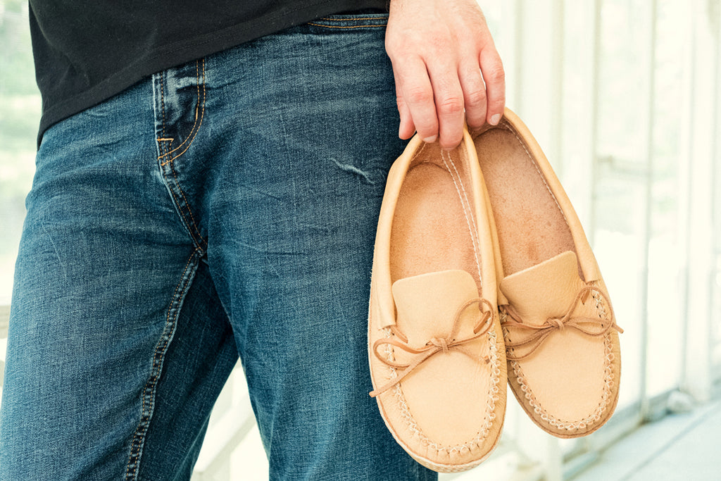 Men's Authentic Moccasins