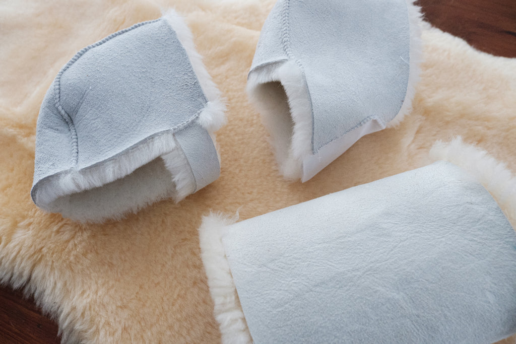 sheepskin comfort care products