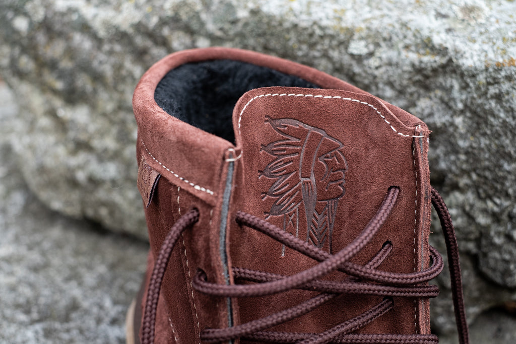 Laurentian Chief Mohican Moccasin Ankle Boot