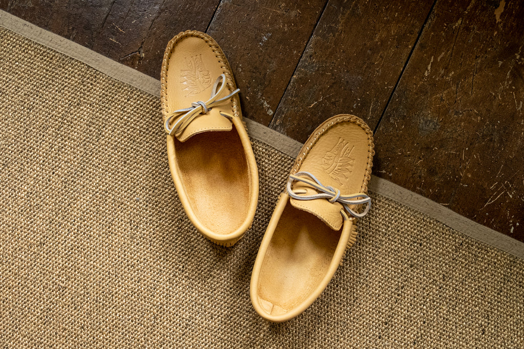 indoor moccasin house slippers