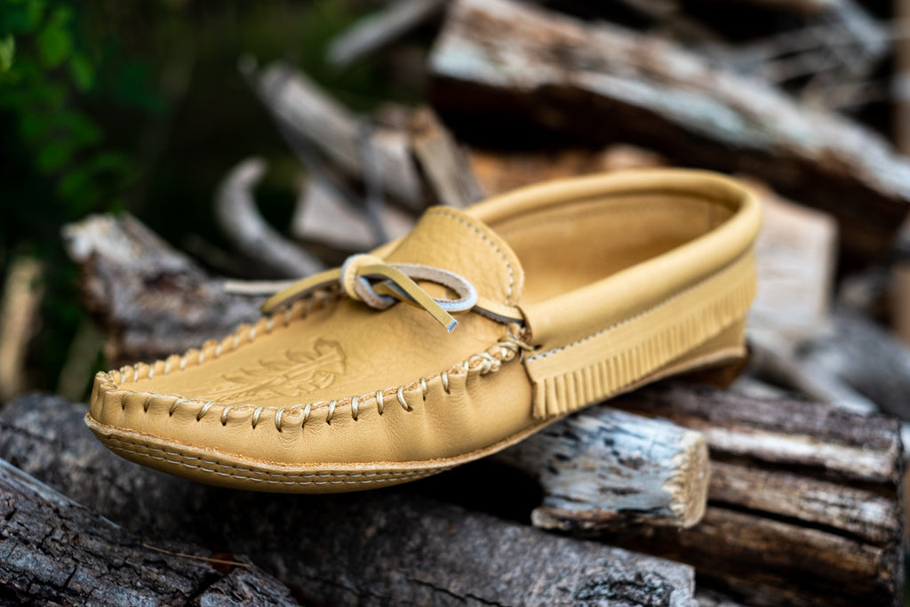 quality moccasins excellent craftsmanship made in Canada