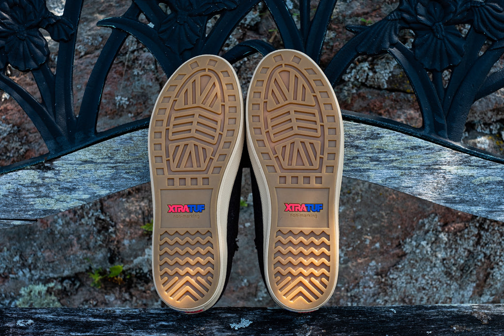 XTRATUF® brand creates non-slip deck shoes inspired by Alaskan fishermen and outdoor enthusiasts