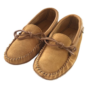 84092645018dd Keep Your Feet Comfortable by Buying a Pair of Classic Genuine Leather or  Suede Slip-On Inside Moccasin House Shoes. We Carry Native American Indian  ...