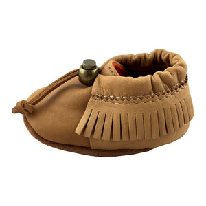 Baby Bear Paw Moccasins