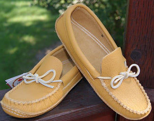 Men's Leather Moccasins