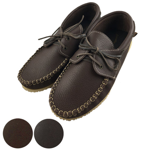 Men's Leather Deck Shoes
