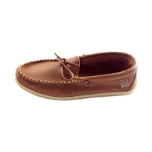 Men's Leather Moccasin Shoes