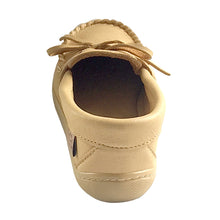 Women's Moose Hide Leather Moccasin Shoes