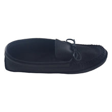 Men's Moose Hide Leather Moccasins