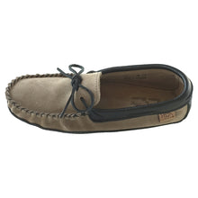 Men's Suede Leather Sole Moccasins