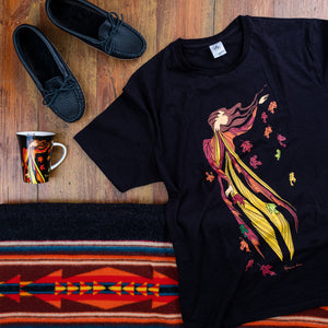 Maxine Noel Leaf Dancer T-Shirt