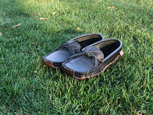 Men's Black Earthing Moccasins
