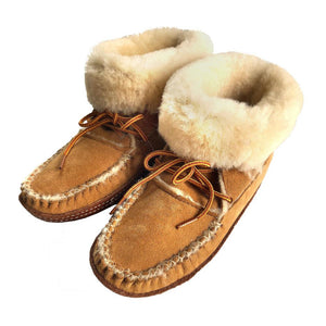Bootie Slippers – Moccasins Canada