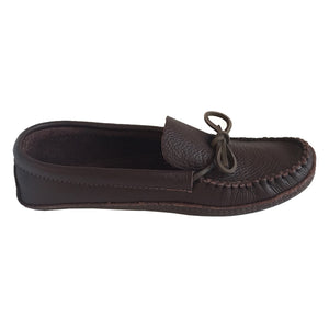 Men's Earthing Leather Moccasins