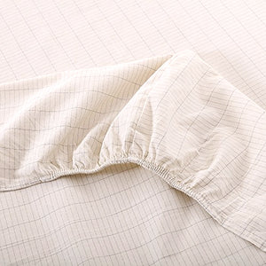 Grounding Deep Pocket Fitted Sheet