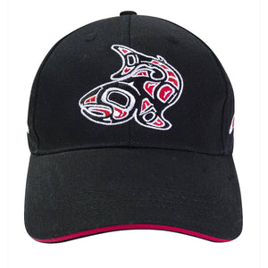 Jamie Sterritt Embroidered Baseball Cap