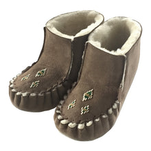 Women's Sheepskin Ankle Slippers