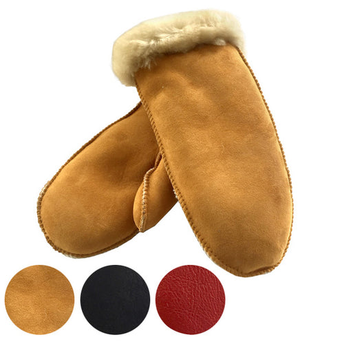 Women's Sheepskin Mittens