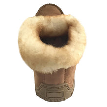 Men's Sheepskin Deck Slippers