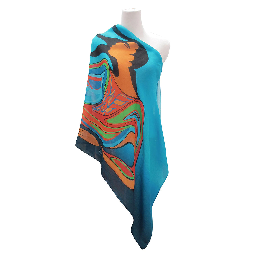 Maxine Noel Mother Earth Cashmere Modal Shawl