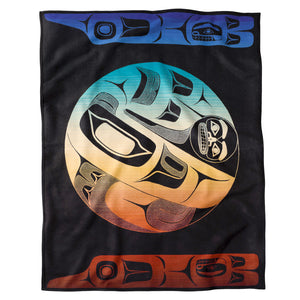 Pendleton Raven & The Box of Knowledge Blanket