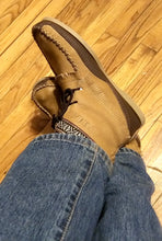 Men's Leather Moccasin Boots