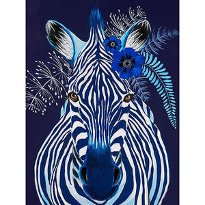 Diamond Painting Zebra - Hobby-4U