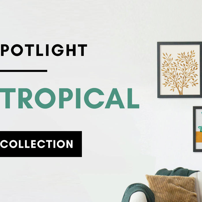 Artist Spotlight: Kristian Gallagher, Modern Tropical