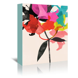 Lily 5 by Garima Dhawan Wrapped Canvas