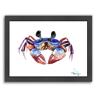 Crab2 by Suren Nersisyan Framed Print - Wall Art - Americanflat