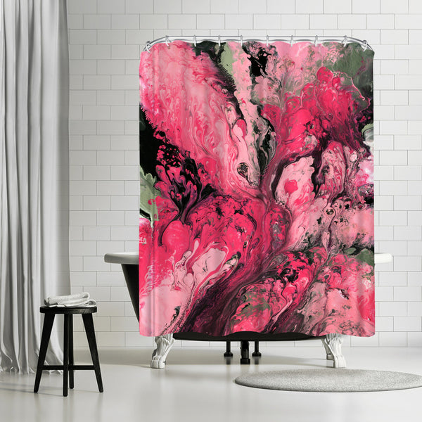 Sweet Surrender by Destiny Womack Shower Curtain