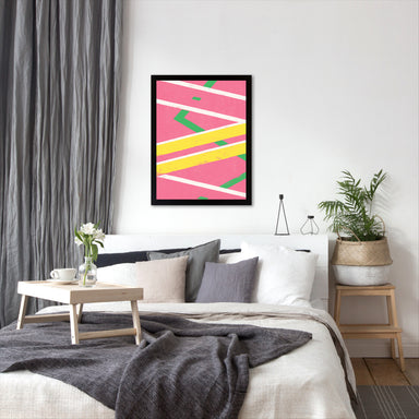 Hoverboard By Florent Bodart - Black Framed Print - Wall Art - Americanflat