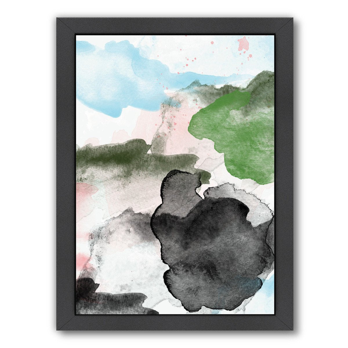 Abstract 4 01 by Amy Brinkman Framed Print - Wall Art - Americanflat