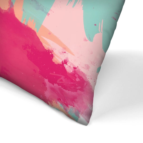 Bomb Pop by Amy Brinkman Decorative Pillow