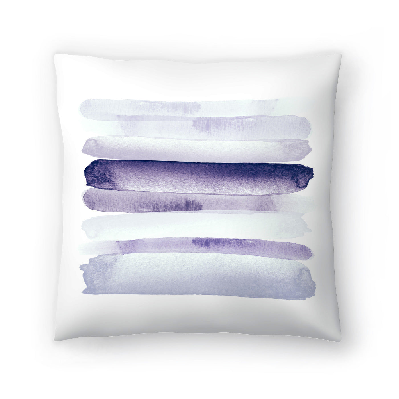 Move Forward Purple by Amy Brinkman Decorative Pillow - Decorative Pillow - Americanflat