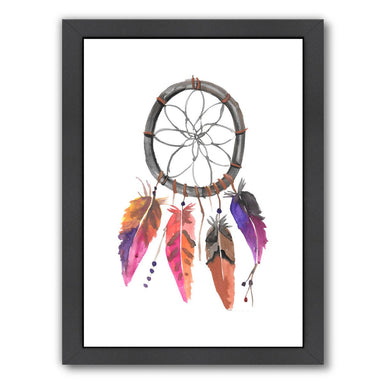Dream catcher 2 by Jetty Printables Framed Print - Wall Art - Americanflat