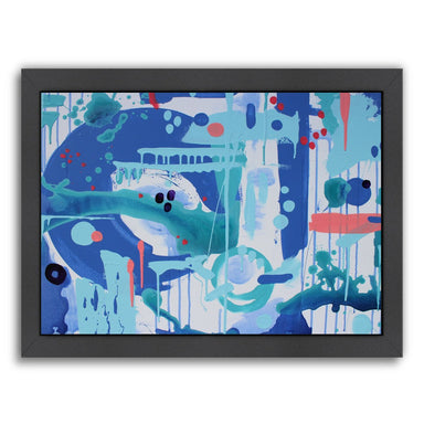 Abstract Marble by Deb McNaughton Framed Print - Wall Art - Americanflat