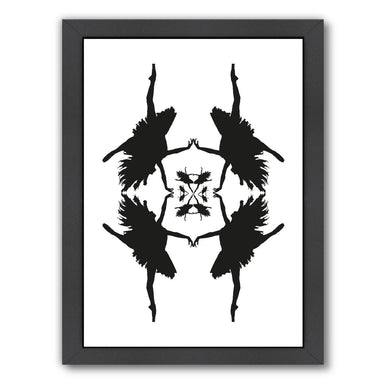 Dance by Ikonolexi Framed Print - Americanflat