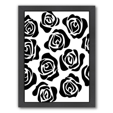 Roses by Ikonolexi Framed Print - Americanflat