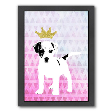 Dog1 by Ikonolexi Framed Print - Americanflat
