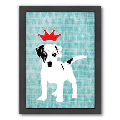 Dog2 by Ikonolexi Framed Print - Americanflat