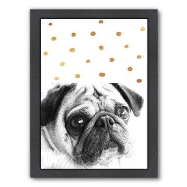 Dogb3 by Ikonolexi Framed Print - Americanflat