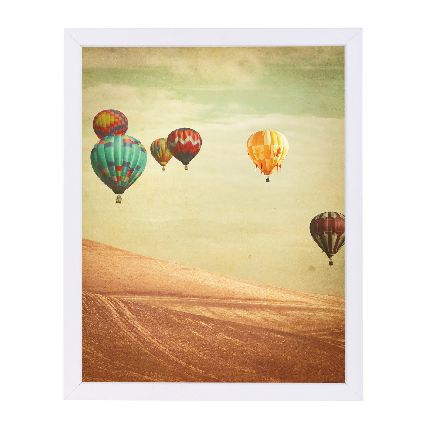 Wanderers by Wild Apple Framed Print - Americanflat