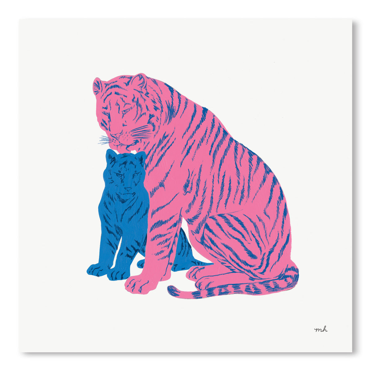 Hey Tiger II by Wild Apple -  - Americanflat