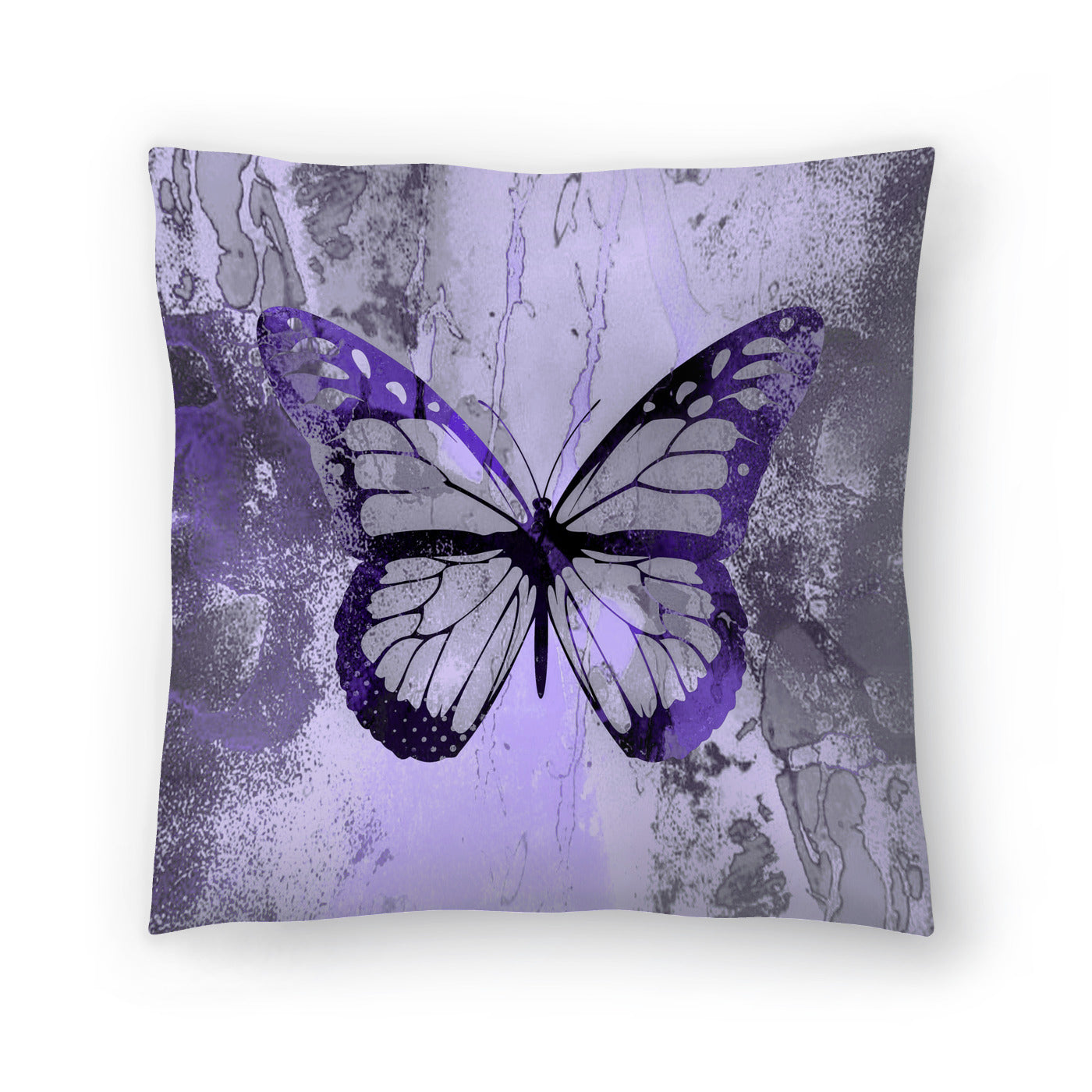 Fancy Butterfly by Lebens Art Decorative Pillow - Decorative Pillow - Americanflat